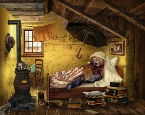attic reader 7.4.18 bear-3214226_1280